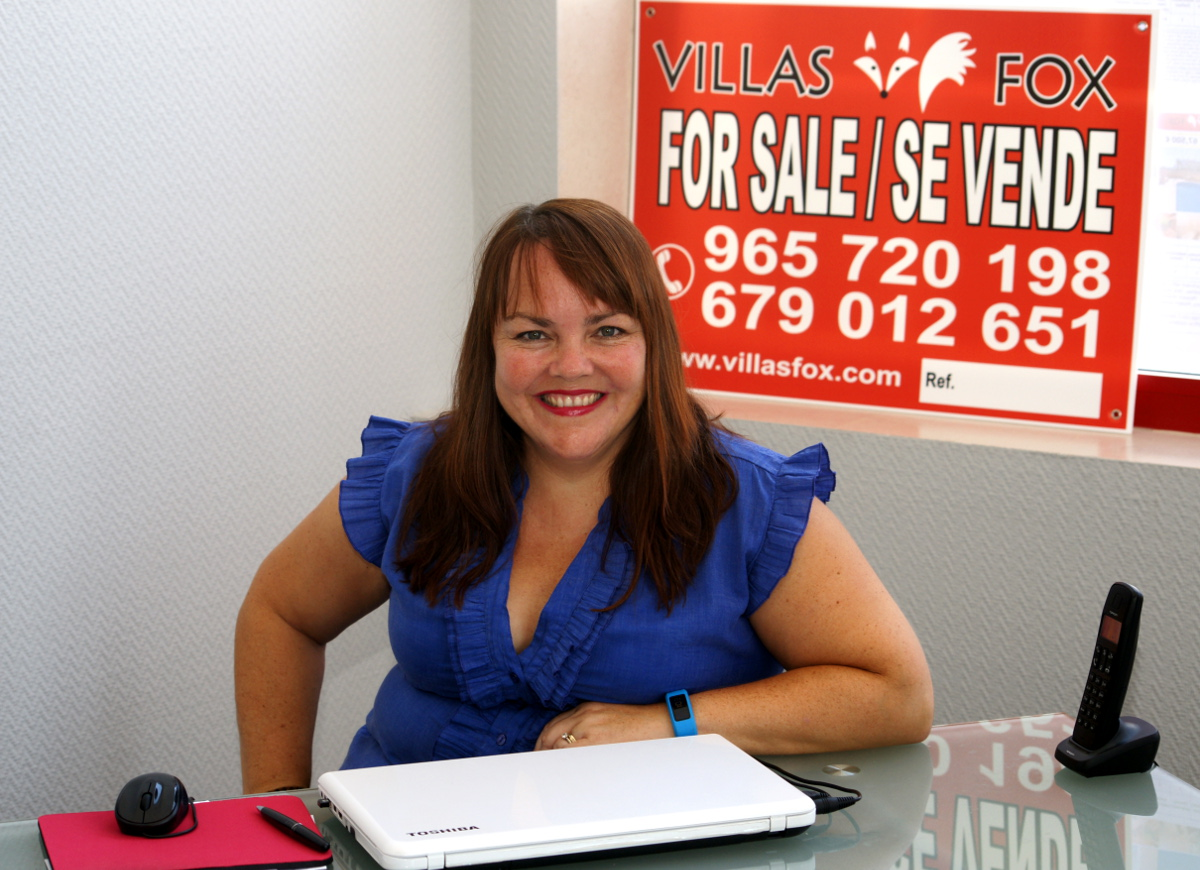 Sorelle Fox of Villas Fox San Miguel de Salinas Estate Agency
