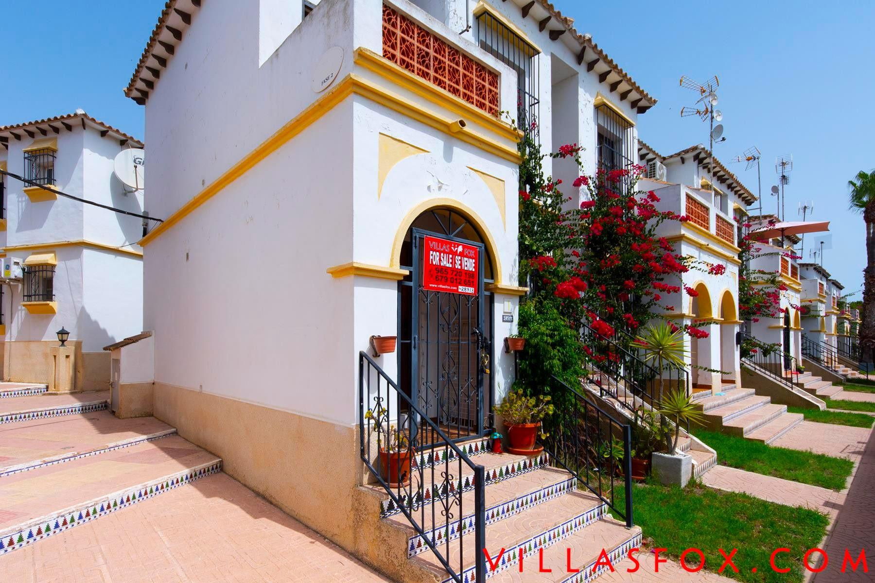 1-bedroom ground-floor apartment, Mirador del Mediterraneo