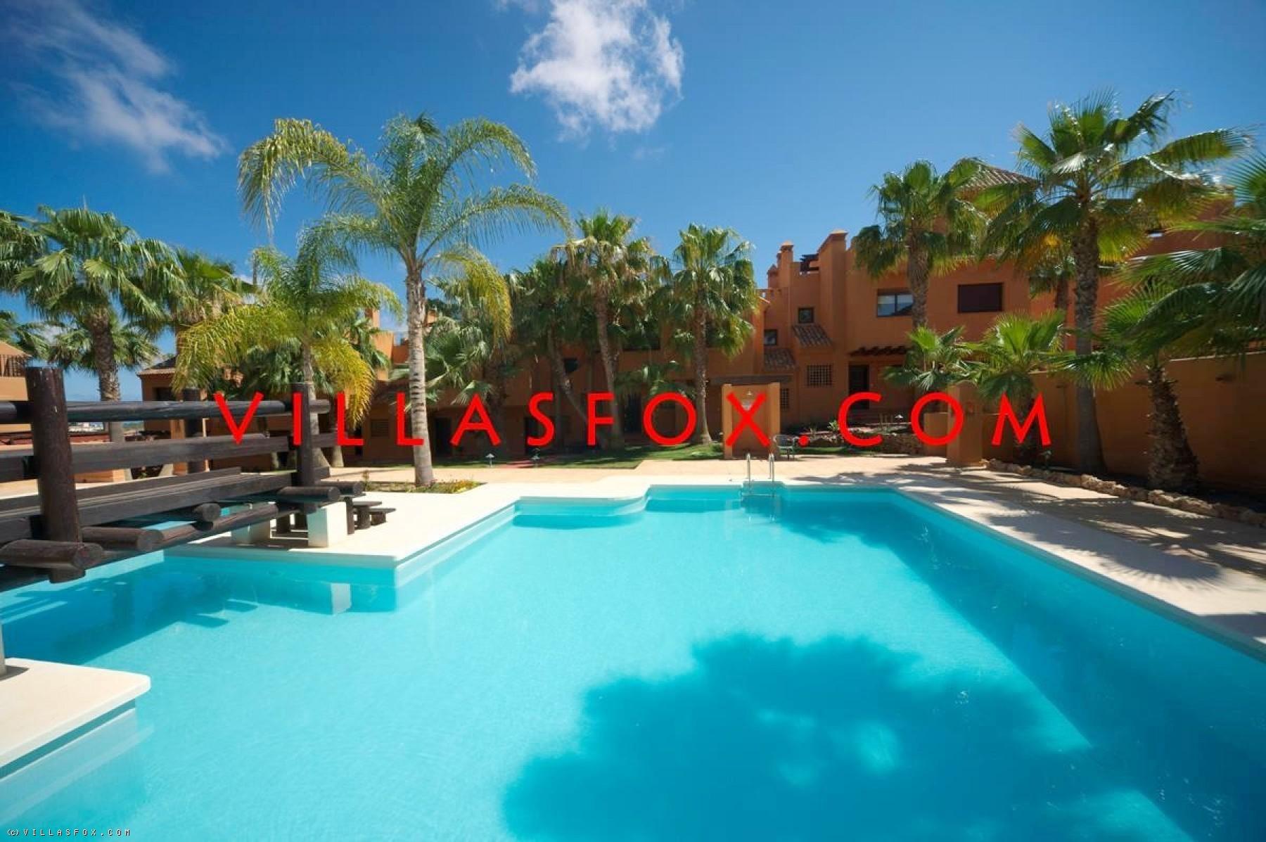 Cerro del Sol, 2-bedroom luxury townhouse (new-build), San Miguel de Salinas