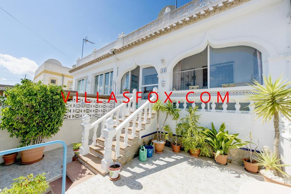 Balcón de la Costa Blanca - 2 bedroom house, garden, sun terrace