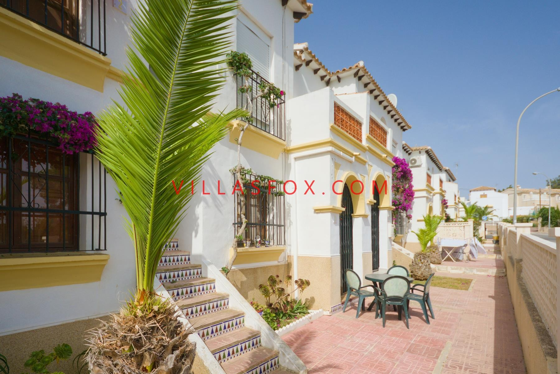 1-bedroom top-floor apartment, Mirador del Mediterraneo
