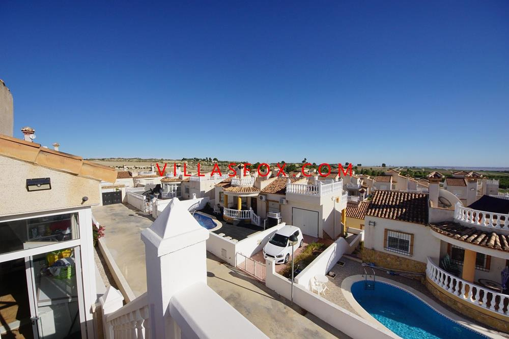 Lakeview Mansions (Lo Rufete) detached villa, San Miguel de Salinas