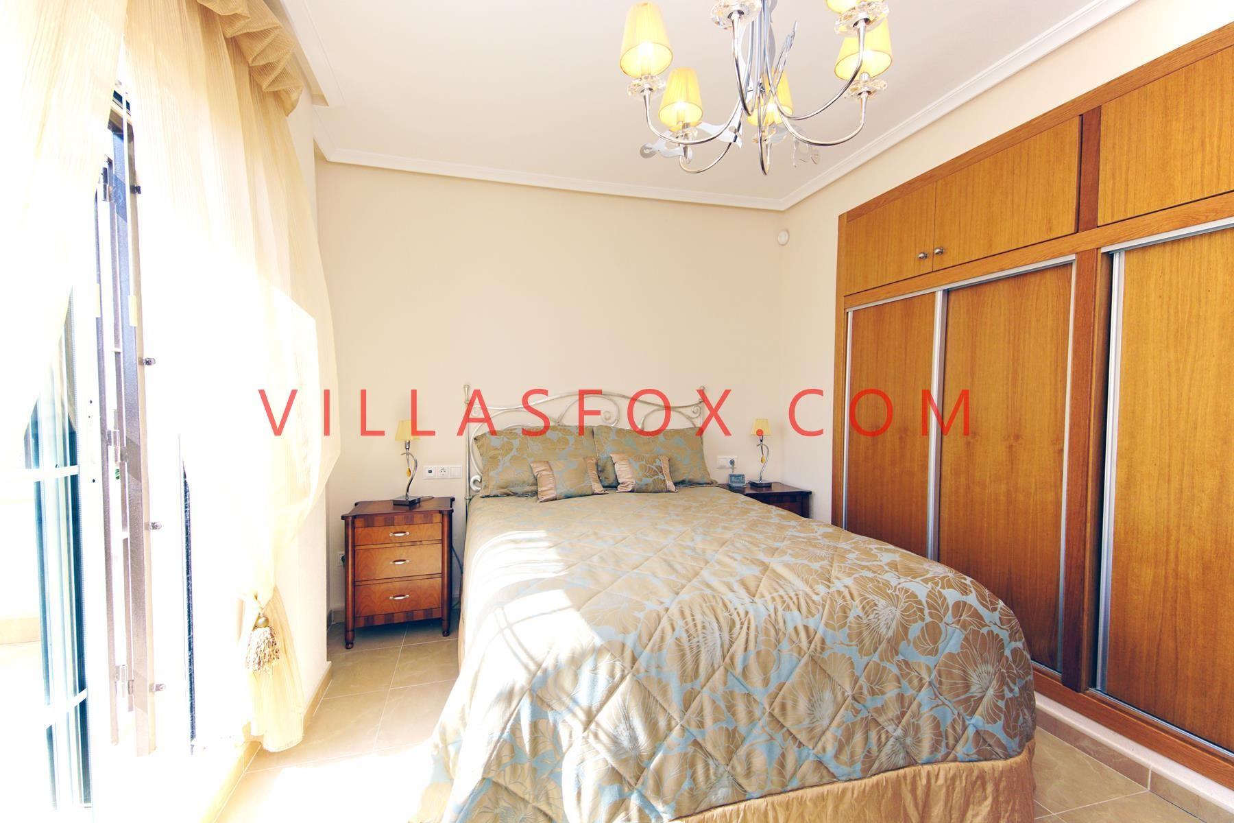 3-bedroom semi-detached villa, Los Flamencos, Mirador de San Miguel