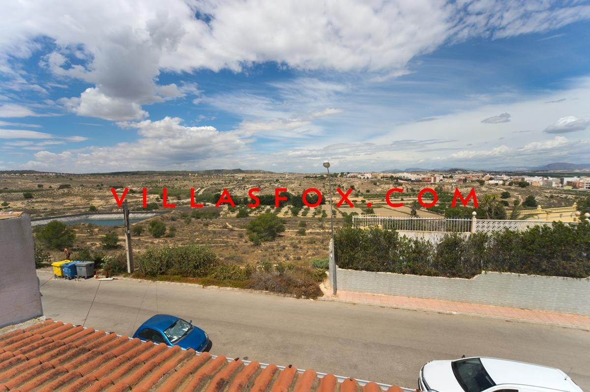 4-bedroom, 3-bathroom townhouse, Balcón de la Costa Blanca, San Miguel de Salinas