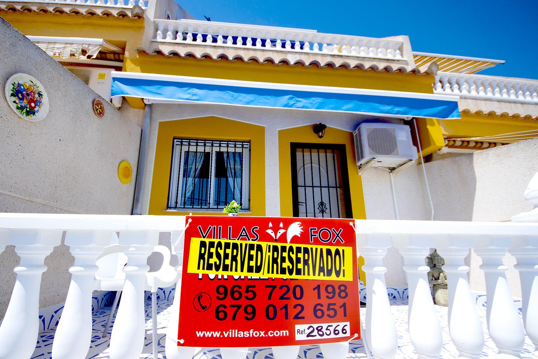 Balcón de la Costa Blanca 3-bedroom townhouse Puerta Laguna II