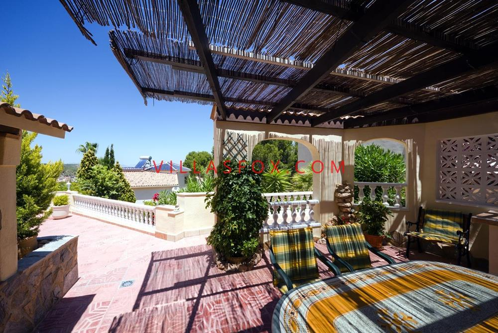 Detached villa with stunning views and pool, Las Comunicaciones, San Miguel de Salinas