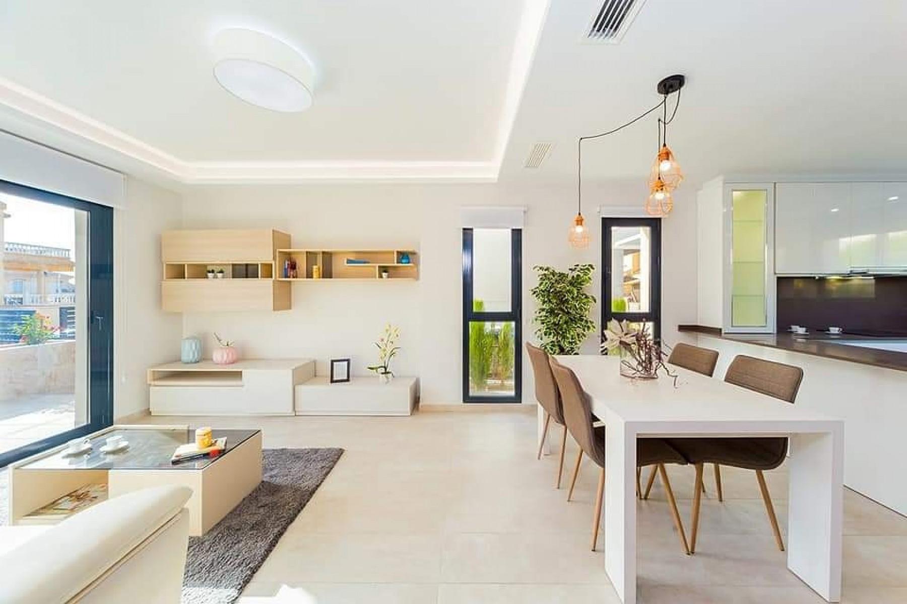 3-bedroom new-build detached villa