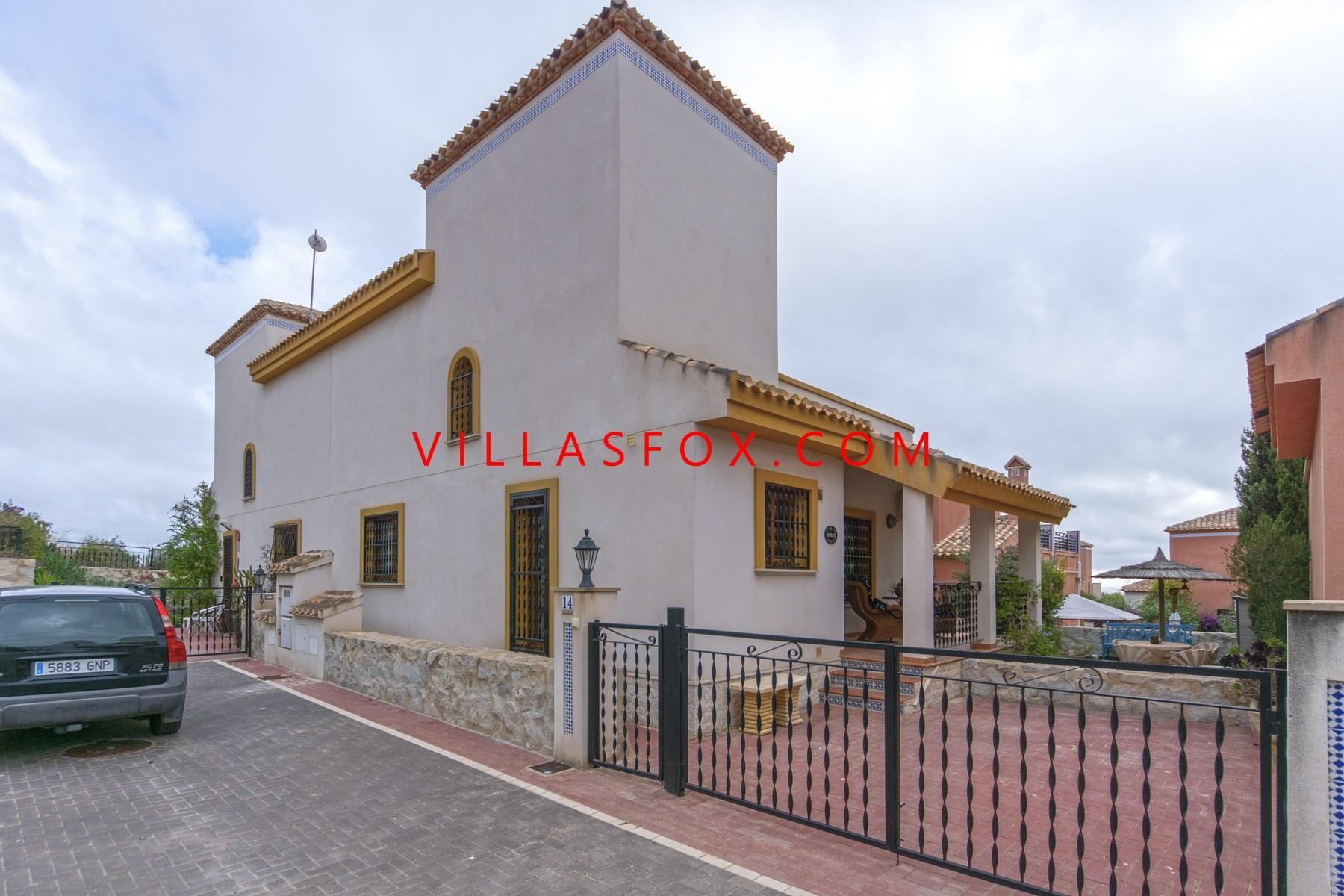La Cañada Fase I, San Miguel de Salinas, semi-detached villa, 3 bedrooms