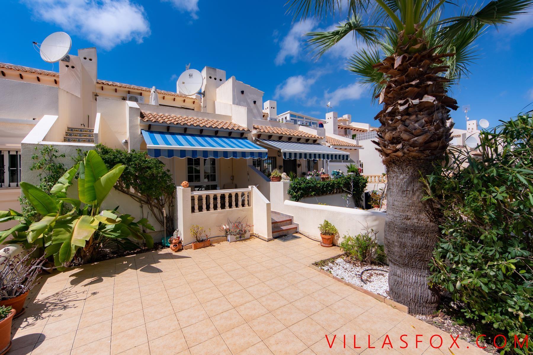 Las Ramblas Golf 2-bedroom, 2-bathroom bungalow villa with gardens