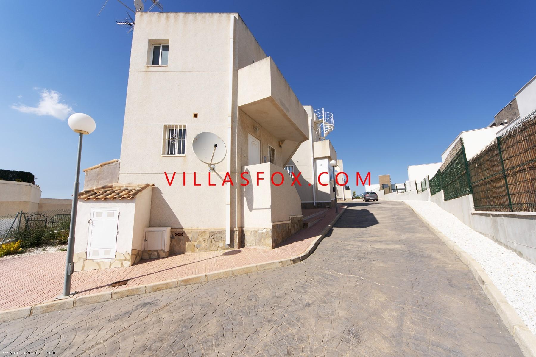 Los Pinos west-facing apartment for sale, San Miguel de Salinas