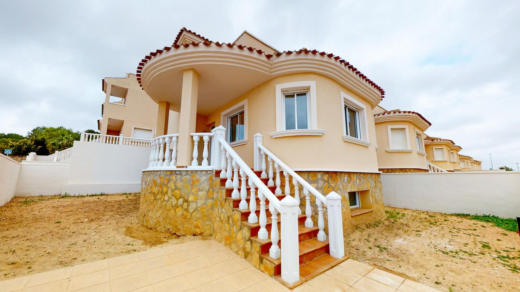 3-bedroom detached villas with communal pool, Res. Los Alcores I, Mirador de San Miguel
