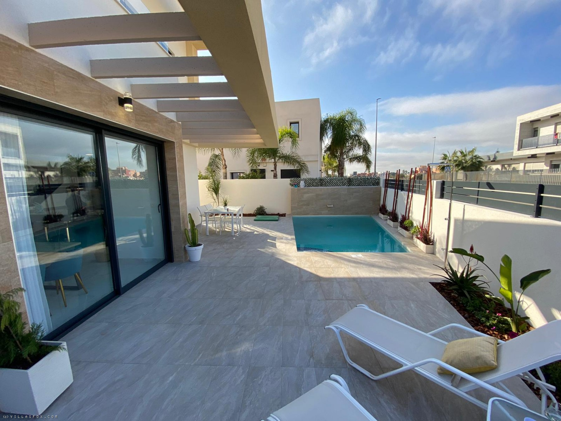 3 bedroom, 3 bath luxury new build, Los Montesinos