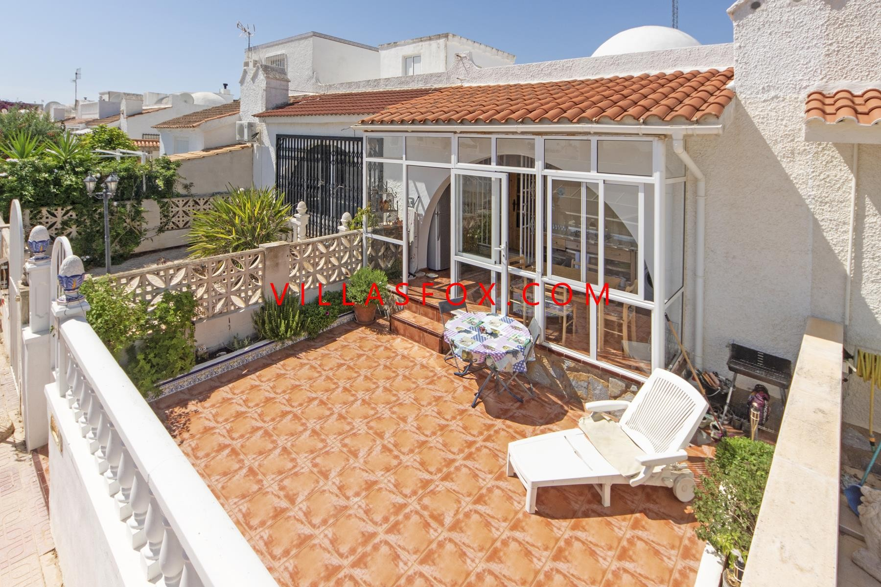 Blue Lagoon house for sale, San Miguel de Salinas (garden, solarium and great views!)