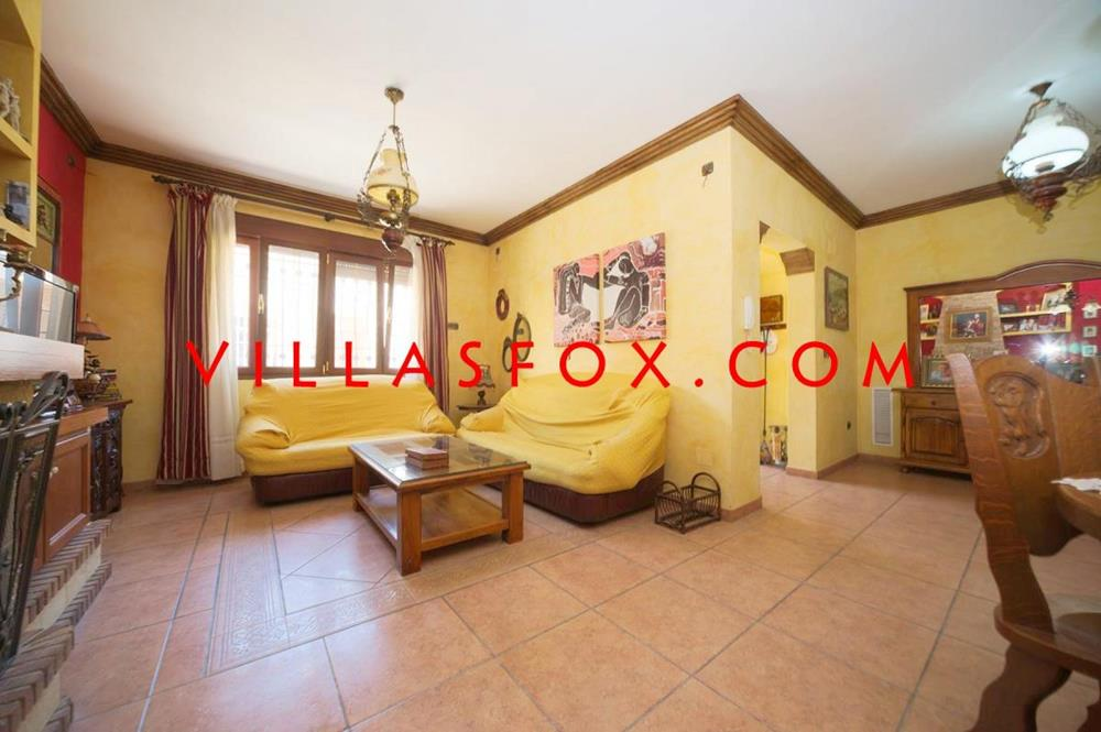 3-bedroom 2-bathroom ground floor luxury house, San Miguel de Salinas