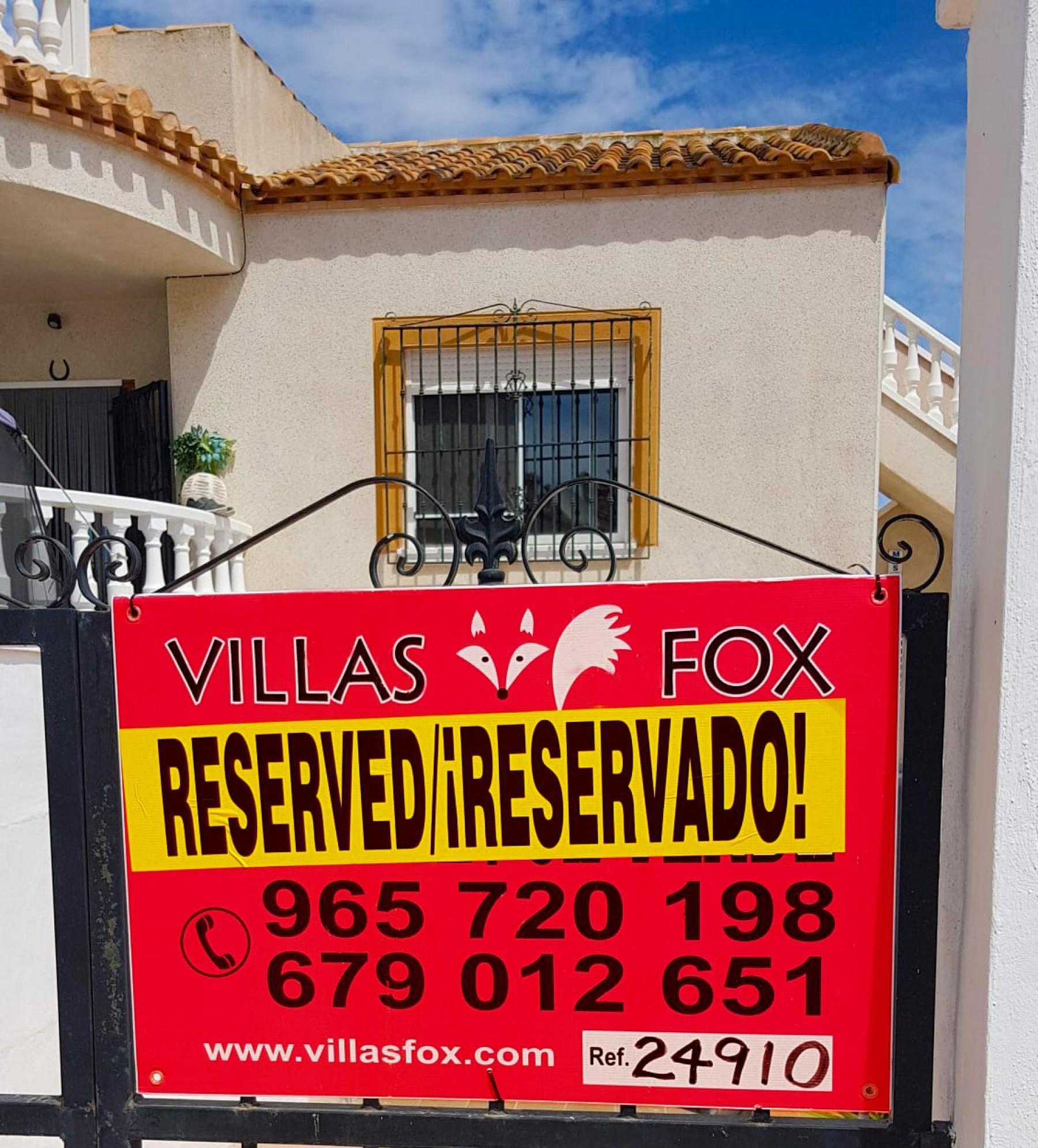 Lakeview Mansions (Lo Rufete) detached villa, San Miguel de Salinas