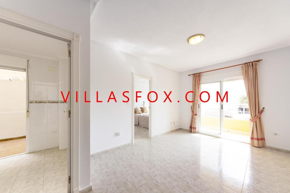 2-bedroom, 2-bathroom apartment, Balcon de San Miguel, San Miguel de Salinas