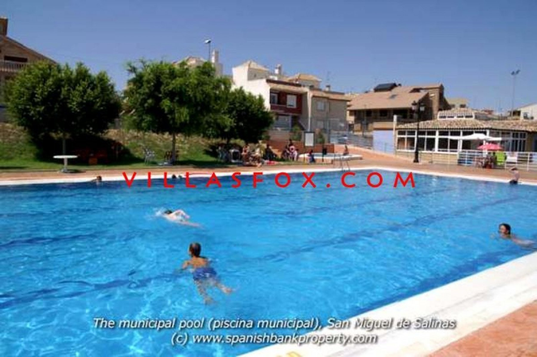 San Miguel de Salinas modern luxury apartment (3 bedrooms, private solarium)