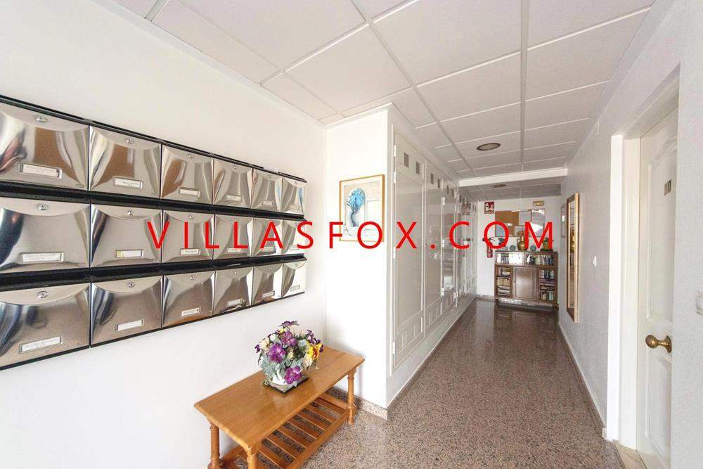 San Miguel de Salinas top floor apartment with private solarium