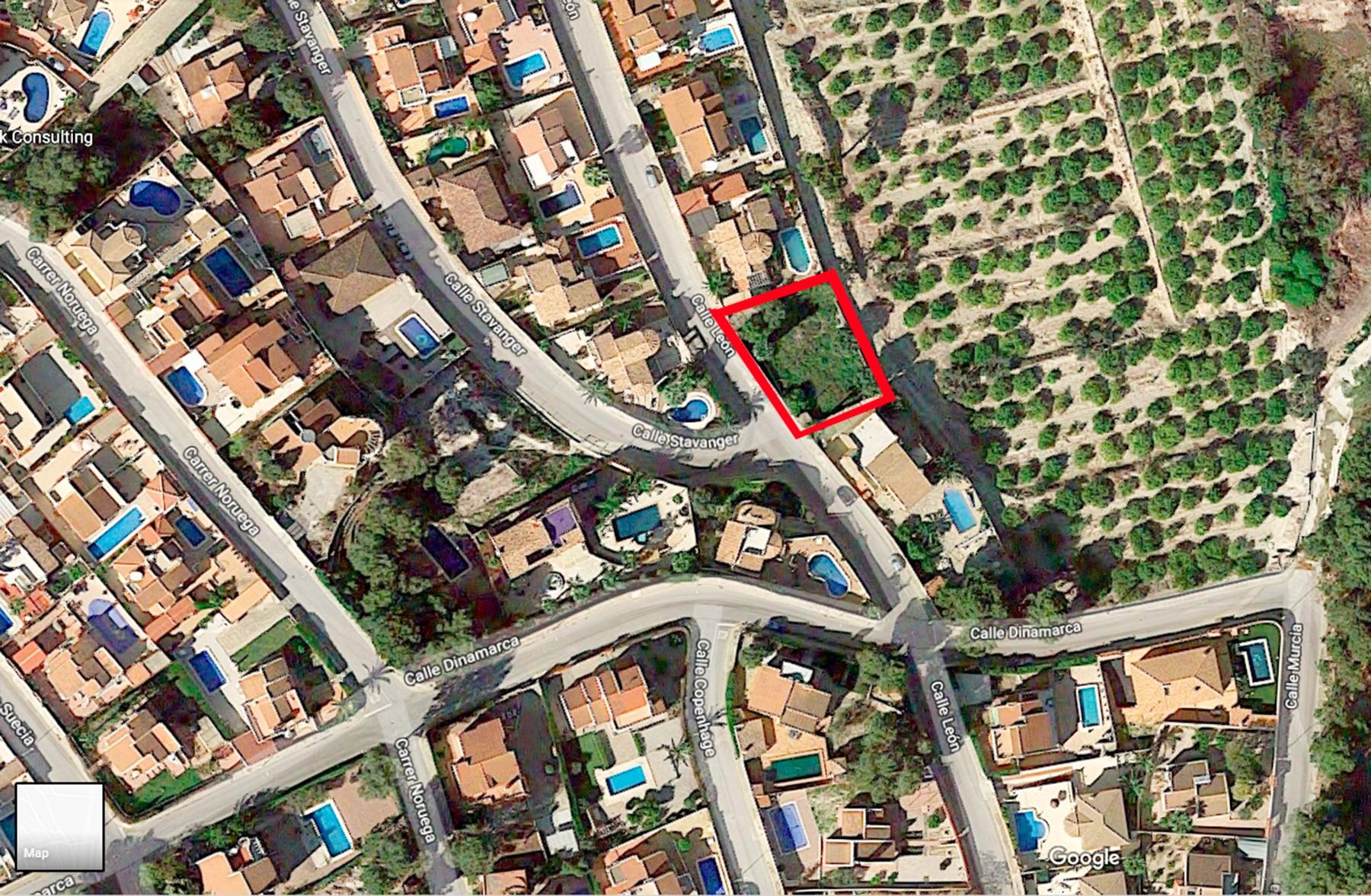 Plot of land, Las Comunicaciones, San Miguel de Salinas